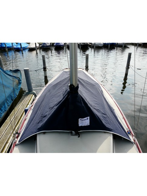 H-boot cockpit cover Polytex Navy blue
